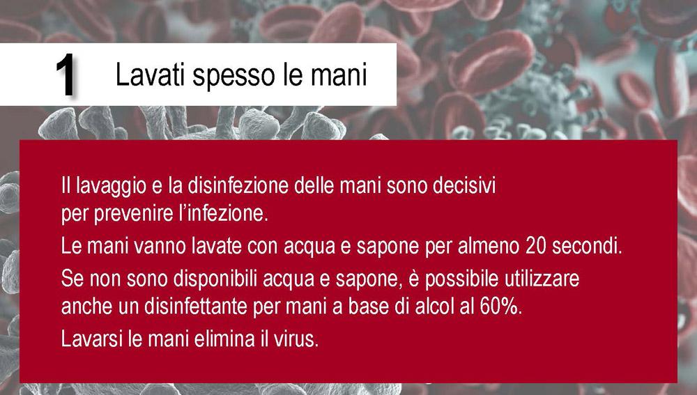 nuovo coronavirus veneto